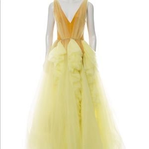 Christian Siriano Tulle Gown